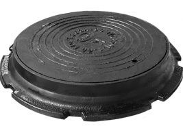 Люк канализационный (тип тяжелый) ГОСТ 3634-99