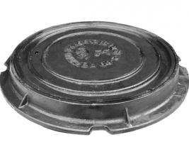 Люк канализационный (тип средний) ГОСТ 3634-99