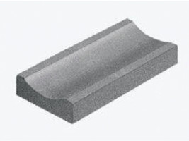 13800 DN100 Лоток бетонный мелкосидящий вибропресс 500х140х60